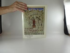 náhled knihy - České iluminované rukopisy 13.-16. století