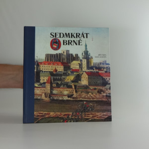 náhled knihy - Sedmkrát o Brně