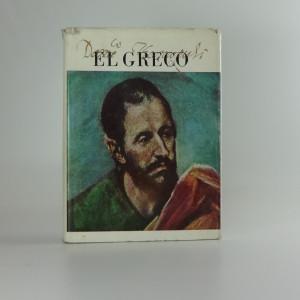 náhled knihy - El Greco - Malíř absolutna