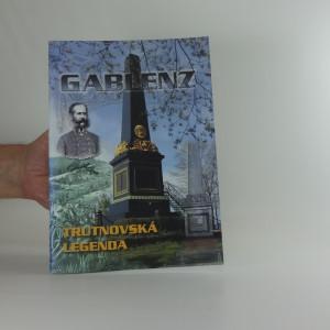 náhled knihy - Gablenz Trutnovská legenda
