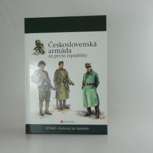 náhled knihy - Československá armáda za první republiky