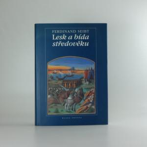 náhled knihy - Lesk a bída středověku