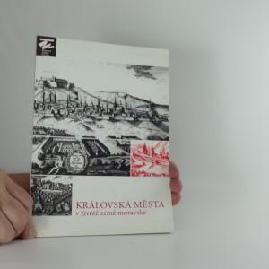 náhled knihy - Královská města v životě země moravské