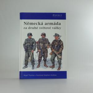náhled knihy - Německá armáda za druhé světové války : 1939-1945