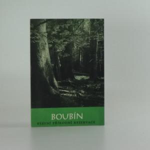 náhled knihy - Boubín