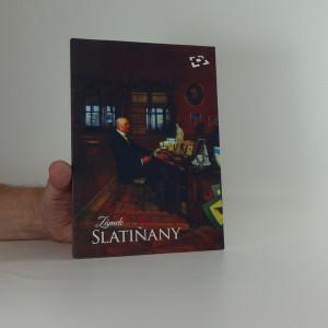náhled knihy - Zámek Slatiňany