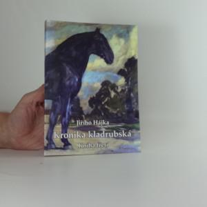 náhled knihy - Kronika kladrubská kniha třetí