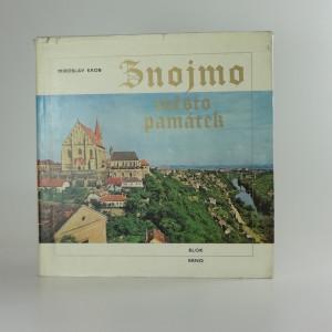 náhled knihy - Znojmo, město památek : [Fot. publ.