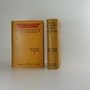 náhled knihy - Spisy básnické souborné vydání (2 svazky)