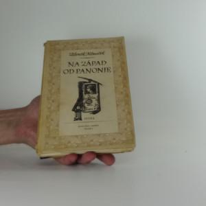 náhled knihy - Na západ od Panonie - román