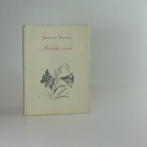 náhled knihy - Milostná píseň : vybrané básně