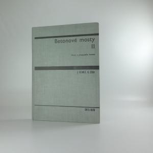 náhled knihy - Betonové mosty : celostátní učebnice pro vysoké školy. 2. [díl], Mosty z předpjatého betonu
