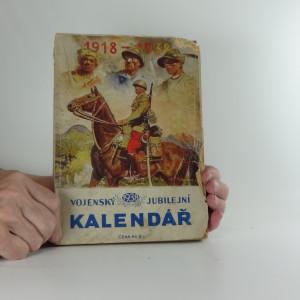 náhled knihy - Vojenský jubilejní kalendář 1918-1938