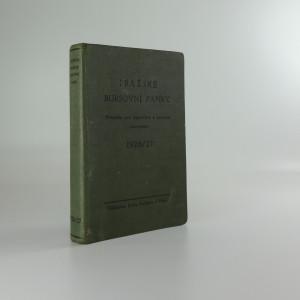 náhled knihy - Pražské bursovní papíry