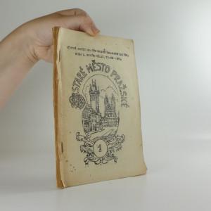 náhled knihy - Staré Město Pražské