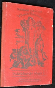 náhled knihy - Pobělohorské elegie I.
