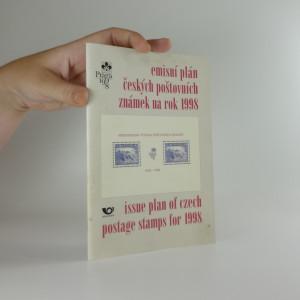 náhled knihy - Emisní plán českých poštovních známek na rok 1998