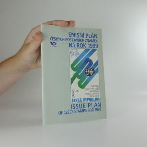 náhled knihy - Emisní plán českých poštovních známek na rok 1999