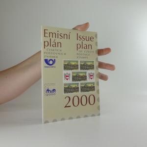 náhled knihy - Emisní plán českých poštovních známek 2000