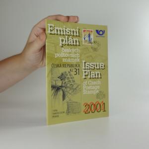 náhled knihy - Emisní plán českých poštovních známek 2001