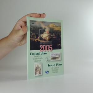 náhled knihy - Emisní plán českých poštovních známek 2005