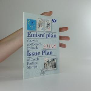 náhled knihy - Emisní plán českých poštovních známek 2004