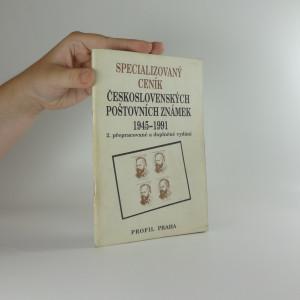 náhled knihy - Specializovaný ceník čs. poštovních známek 1945-1991