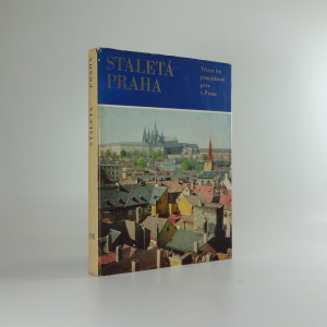 náhled knihy - Staletá Praha VIII