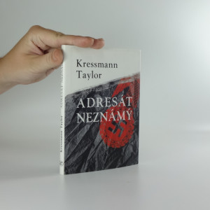 náhled knihy - Adresát neznámý