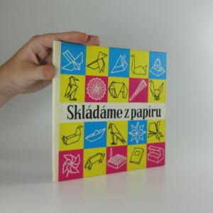náhled knihy - Skládáme z papíru
