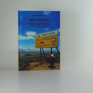 náhled knihy - Jižní Afrika : krajina protikladů z pohledu českého cyklisty
