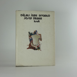 náhled knihy - Dělali jsme divadlo : vzpomínky českého herce a režiséra