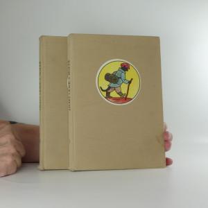 náhled knihy - Mikeš (dva svazky)