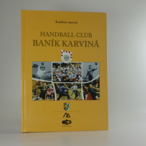 náhled knihy - Handball club Baník Karviná