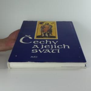 náhled knihy - Čechy a jejich svatí