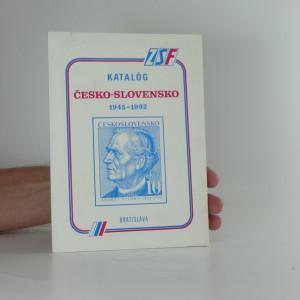 náhled knihy - Katalóg česko - slovensko 1945 -1992