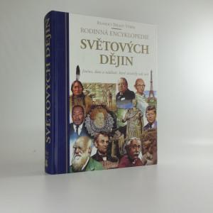 náhled knihy - Rodinná encyklopedie světových dějin : jména, data a události, které utvářely náš svět