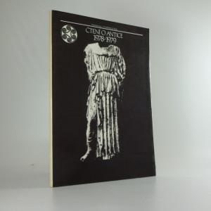 náhled knihy - Čtení o antice 1978/1979