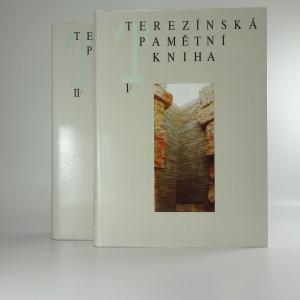 náhled knihy - Terezínská pamětní kniha (2 svazky)