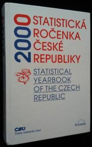 náhled knihy - Statistická ročenka České republiky 2000