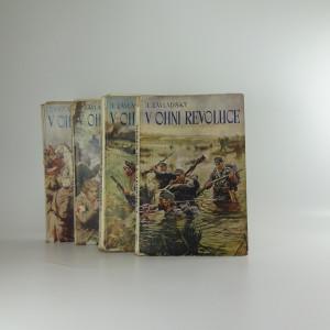 náhled knihy - V ohni revoluce I-IV