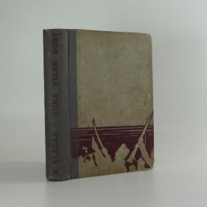 náhled knihy - Stíny velké doby