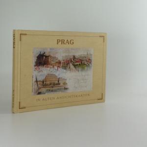 náhled knihy - Prag in alten Ansichtskarten