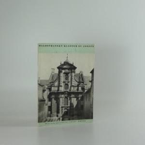 náhled knihy - Malostranský klášter sv. Josefa