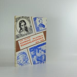 náhled knihy - Papírová platidla Československa 1919-1990