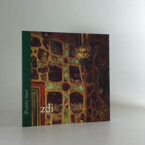 náhled knihy - Pražský hrad - zdi
