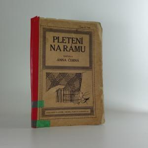 náhled knihy - Pletení na rámu