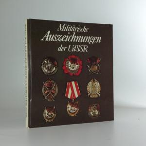 náhled knihy - Militärische Auszeichnungen der UdSSR