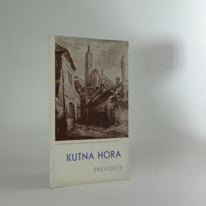 náhled knihy - Kutná Hora průvodce