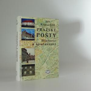náhled knihy - Pražské pošty : historie a současnost